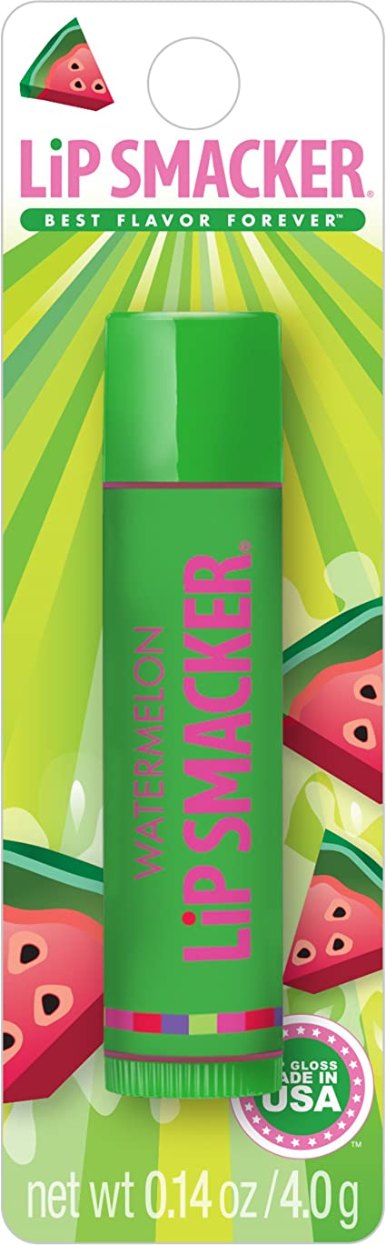 Watermelon Lip Smacker Needlepoint Canvas
