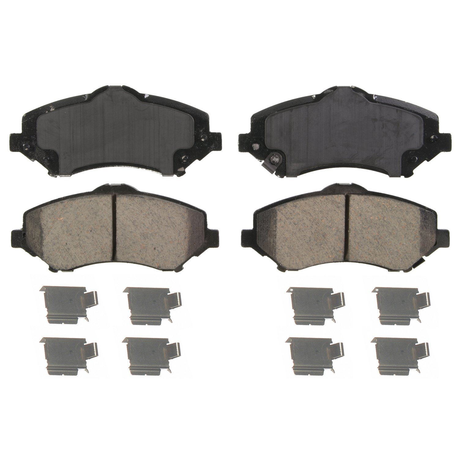 Wagner ZD1327 Front Brake Pad by Wagner