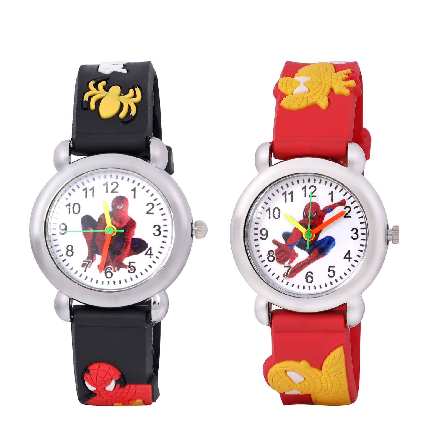 CLOUDWOOD Digital Boy's and Girl's Wrist Watch