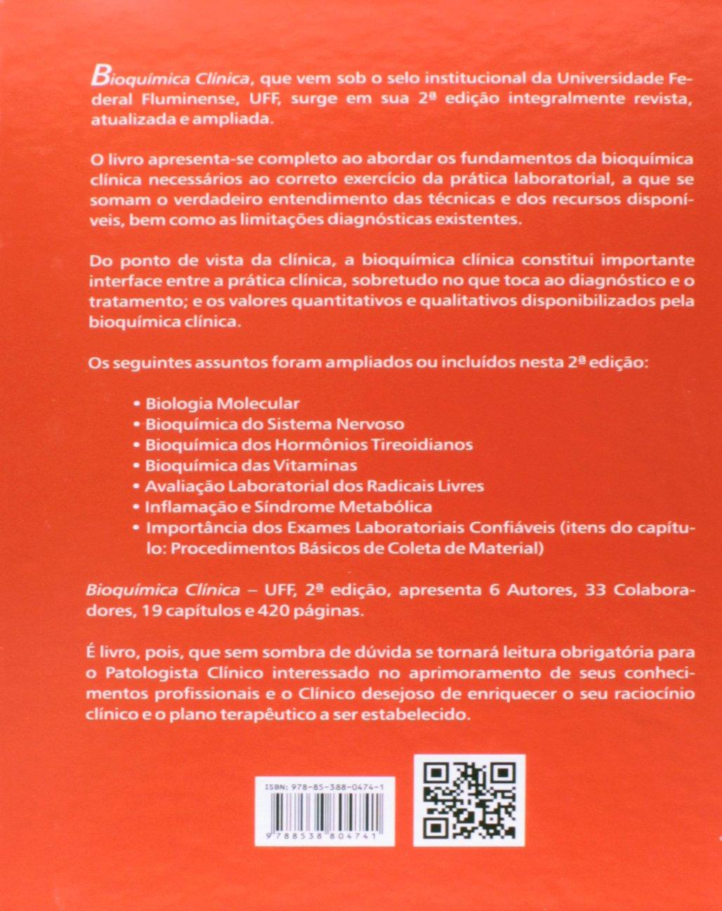 Bioquímica Clínica (Em Portuguese do Brasil): Amazon.es: Maria Alice Terra Garcia: Libros