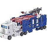 Transformers Toys Generations War for Cybertron: Kingdom Leader WFC-K20 Ultra Magnus Figura de acción - Niños de 8 años en ad