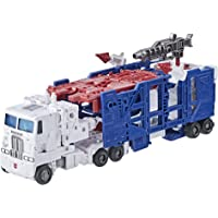 """Transformers - Generations - War for Cybertron: Kingdom Leader - 7.5"""" WFC-K20 Ultra Magnus - Takara Tomy - Action and…"""