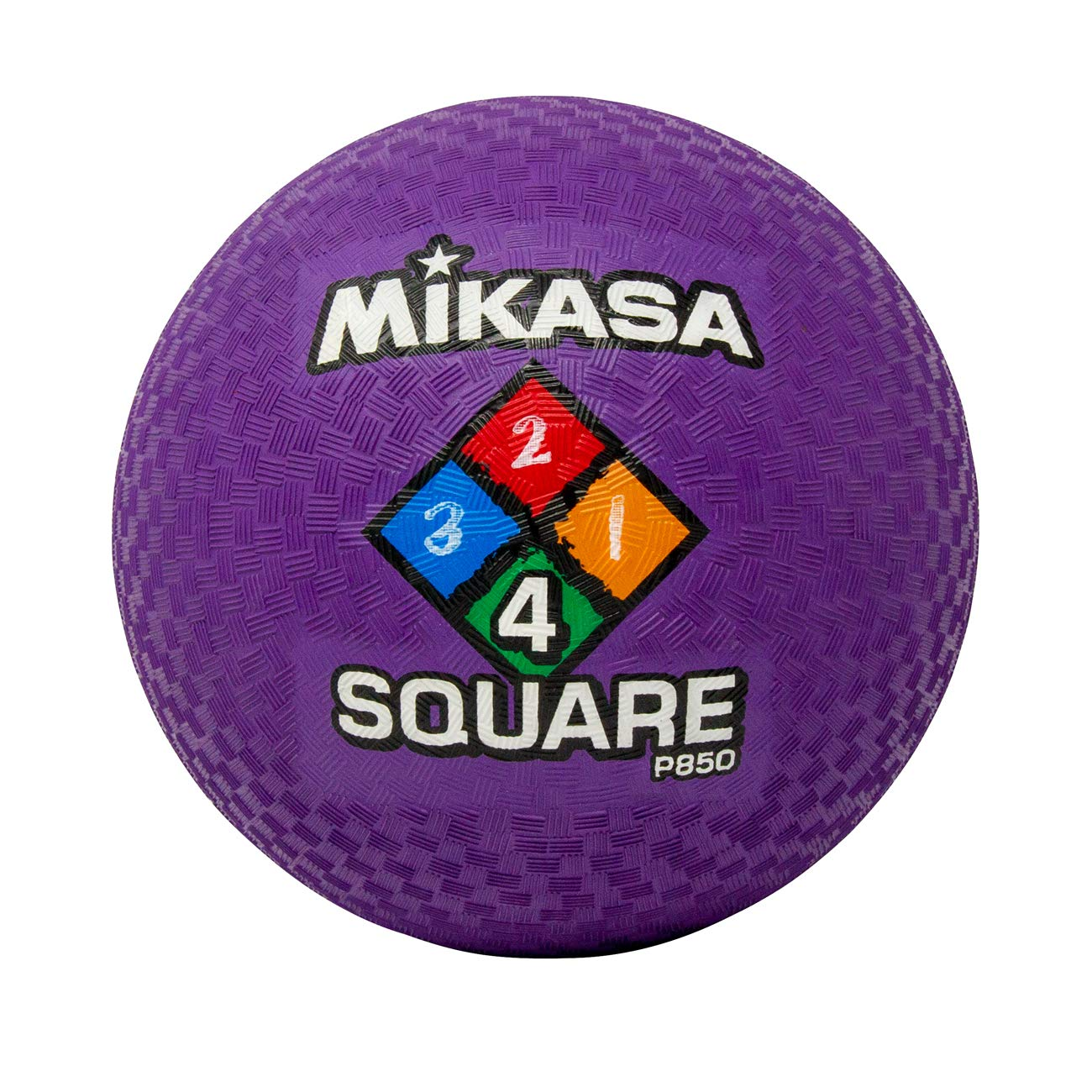 Mikasa Playground Ball (Purple, 8.5-Inch) by Mikasa Sports