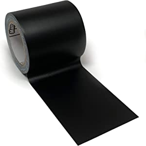 Match 'N Patch Realistic Black Leather Repair Tape