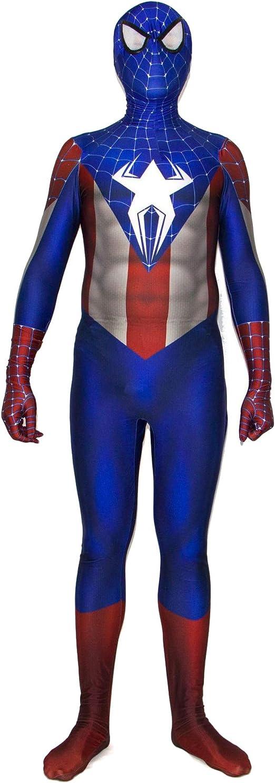 QWEASZER Marvel Avengers Spider-Man Capitán América, Spiderman ...