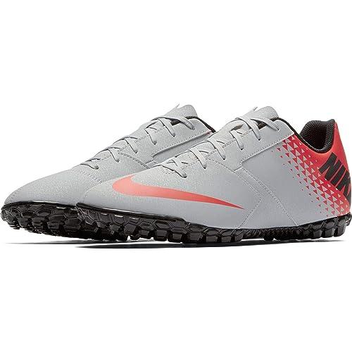 Nike Bomba TF, Zapatillas de Deporte para Hombre, (Wolf Grey/Black/