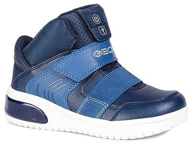 fama mondiale grandi affari sulla moda vari stili Geox J847QA-05411 Sneakers Bambino