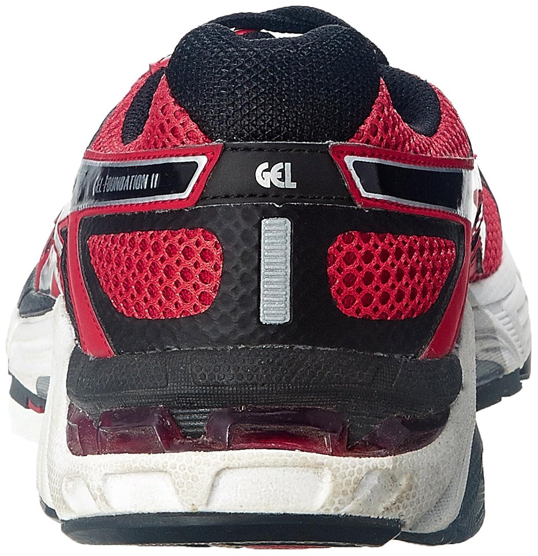 Asics Fondation De Gel 11 (4e) Mens Chaussures De Course sfPioS