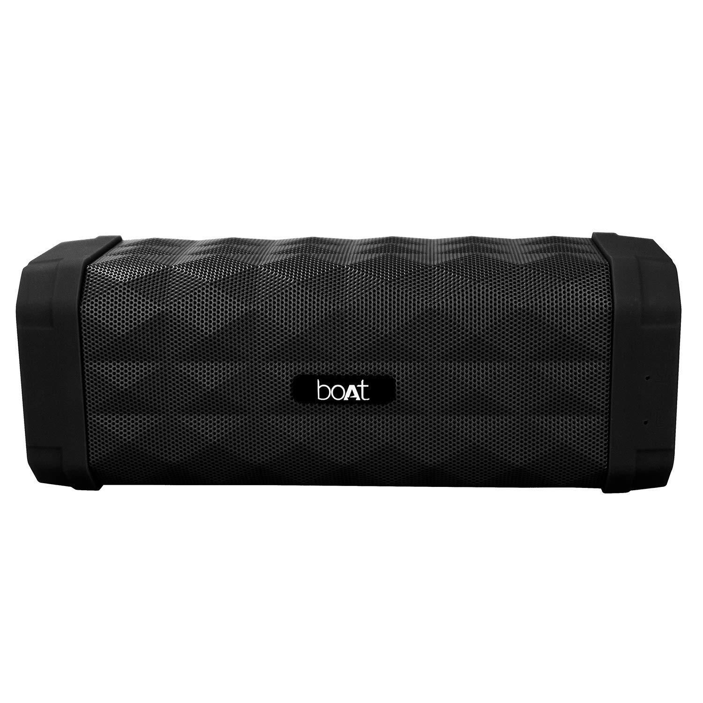 boAt Stone 650 Wireless Bluetooth Speaker (Charcoal Black)