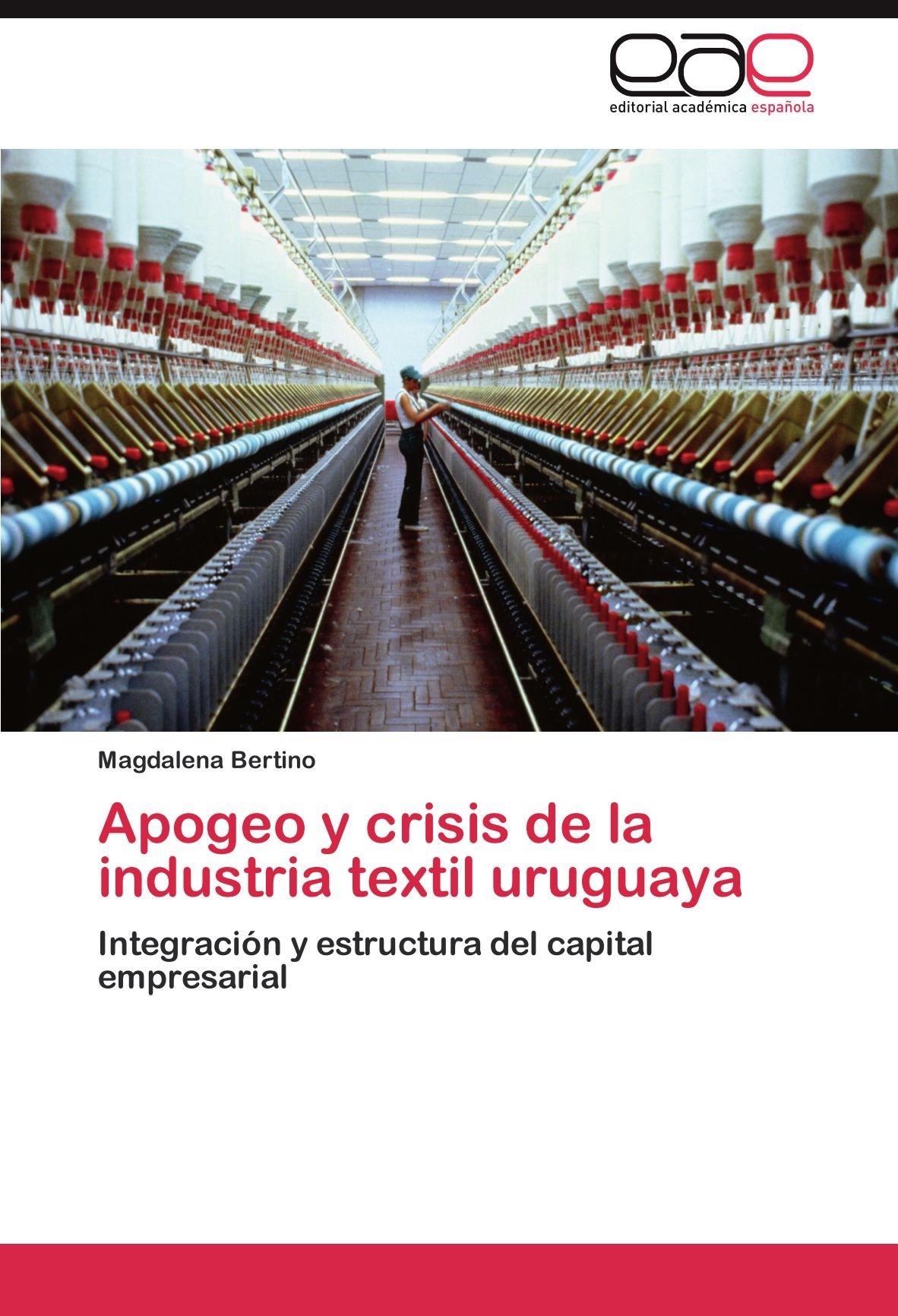 Download Apogeo y crisis de la industria textil uruguaya: Integración y estructura del capital empresarial (Spanish Edition) ebook
