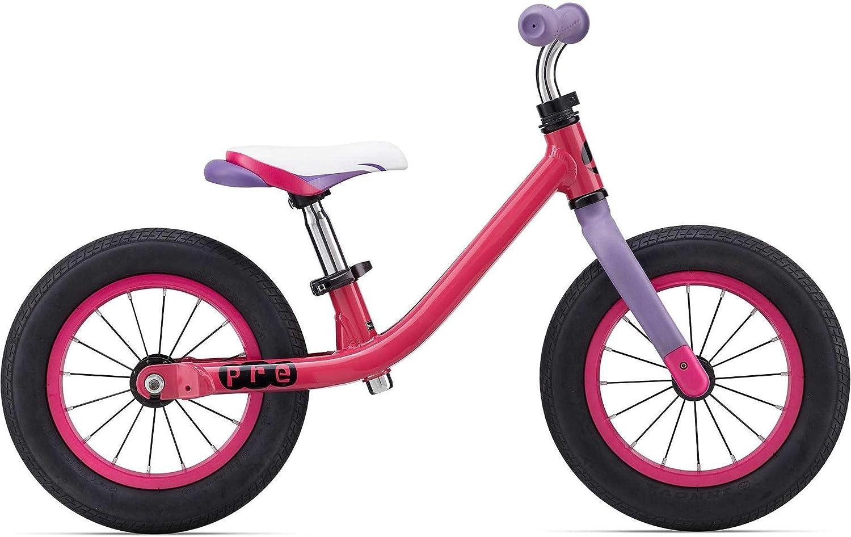 Giant Push Bike Bicicleta sin Pedales Bimba niña Morado Rosa ...