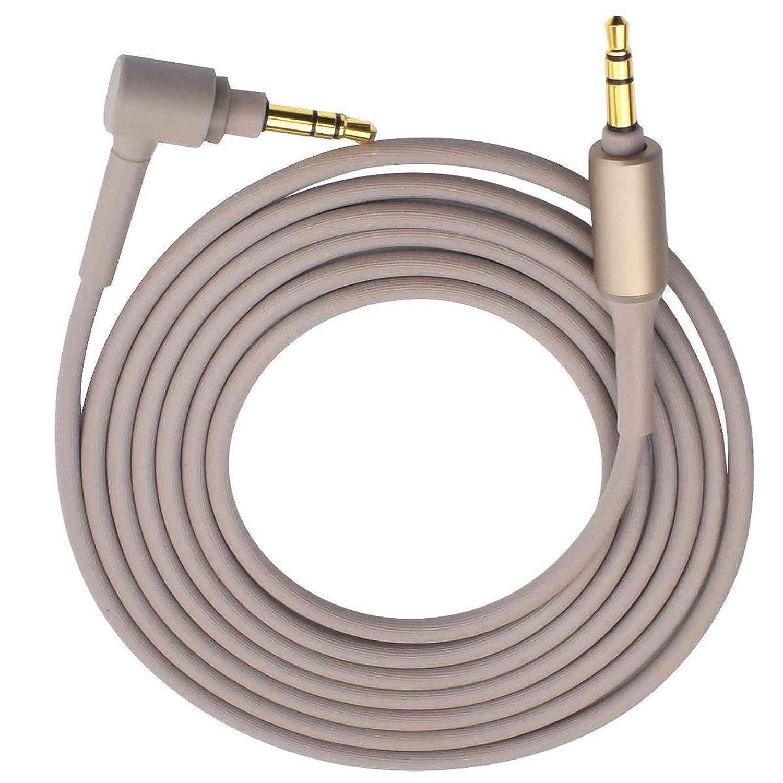 Miayaya Aux-Audio-Verl/ängerungskabel 3,5 mm Stecker auf Stecker f/ür Sony WH 1000XM2 1000XM3 WH-900 WH-H800 MDR-1A MDR-1AM2 Wireless Kopfh/örer Headset Schwarz