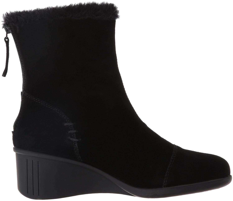 Aerosoles Women's Bravery Boot US|Black B01KI8NBT0 10 B(M) US|Black Boot Suede aa2279