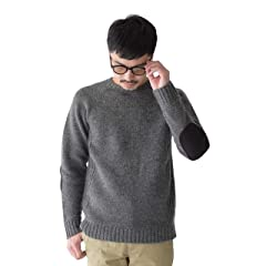 Soglia Landnoah Sweater: Grey