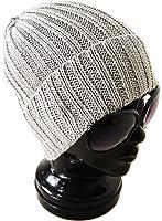 (アーケード) ARCADE コットン100% 極上の質感 オールシーズン使える リブ編みニット帽 折り返し ニットキャップ ワッチキャップ