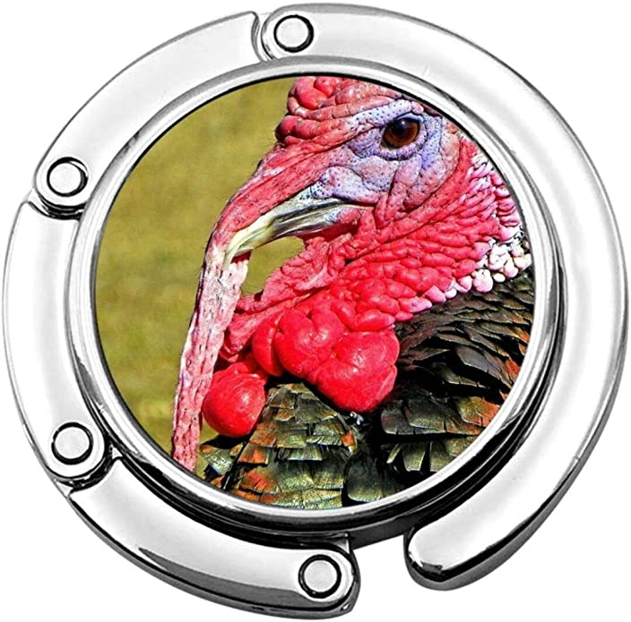 Amazon.com: Purse Hook For Table, Red Turkey Table Hooks