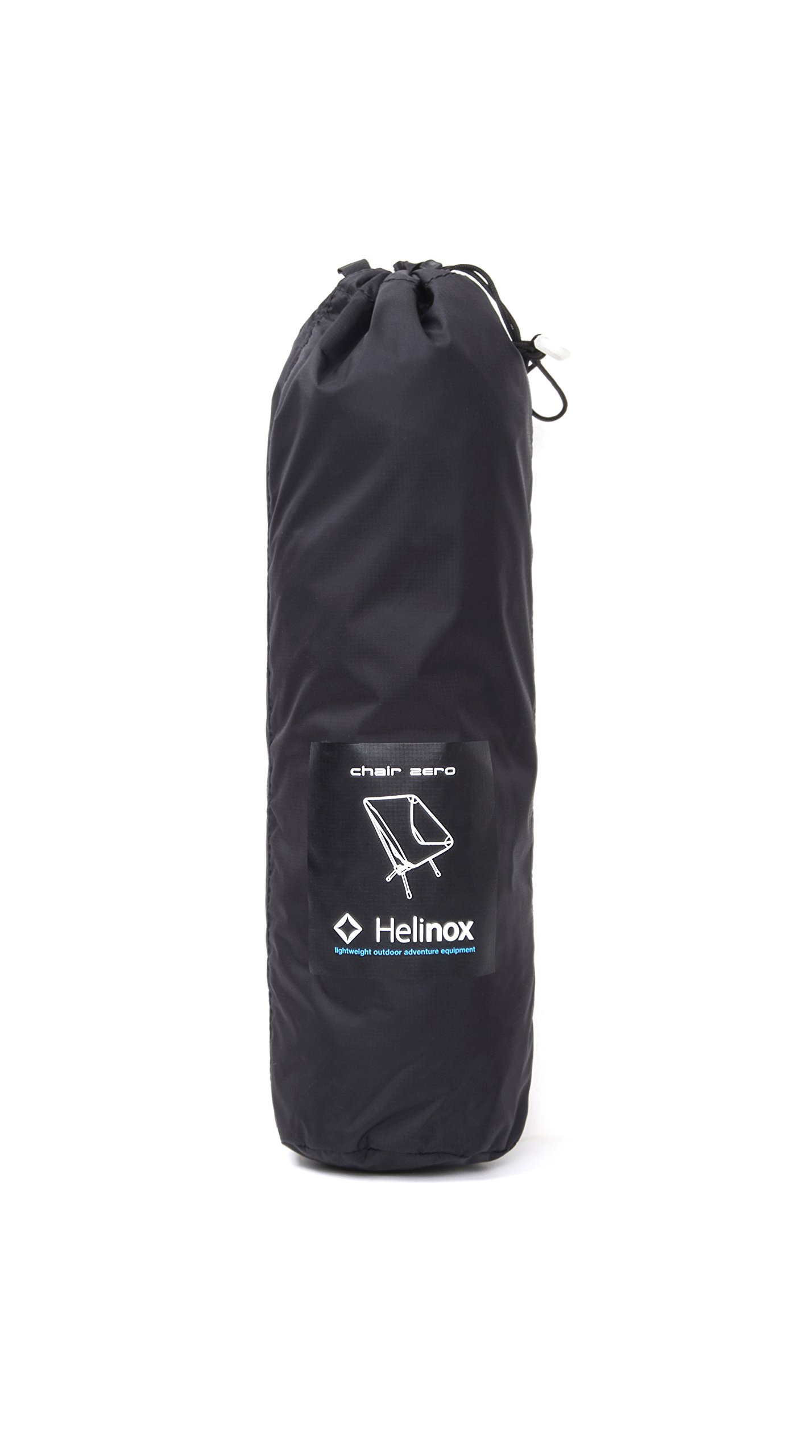 Helinox - Chair Zero Camping Chair, Black by Big Agnes (Image #7)