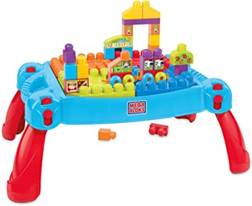 Mega Bloks FFG22 Bausteine Spieltisch Mehrfarbig