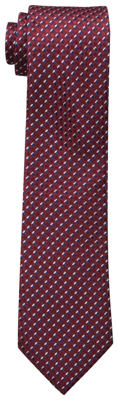 Dockers Big Boys' Geo Necktie Pink One Size Dockers Boys 8-20 Belts DY00110004