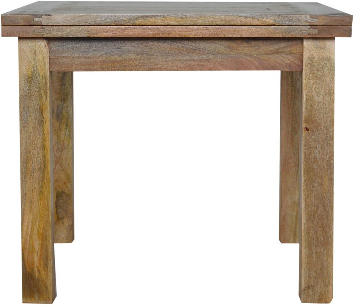 Artisan Muebles Mariposa Mesa de Comedor Extensible con Patas ...