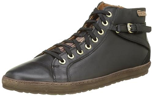Pikolinos Lisboa W67_i17, Zapatillas para Mujer, Negro (Black), 39 EU