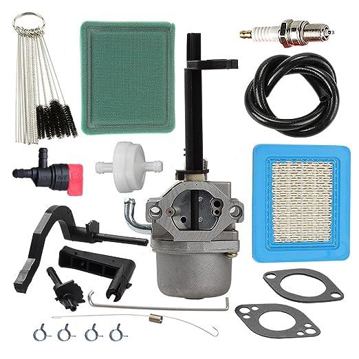 hilom 591378 carburador + filtro de aire Kit de limpieza ...