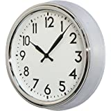 "Schoolhouse 20"" Wall Clock - Threshold"