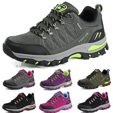 e33f8817b1fef BOLOG Outdoor Hiking Shoes Sports Low Rise Anti-Slip Climbing Shoes  Lightweight Breathable Trekking Men Women Shoes
