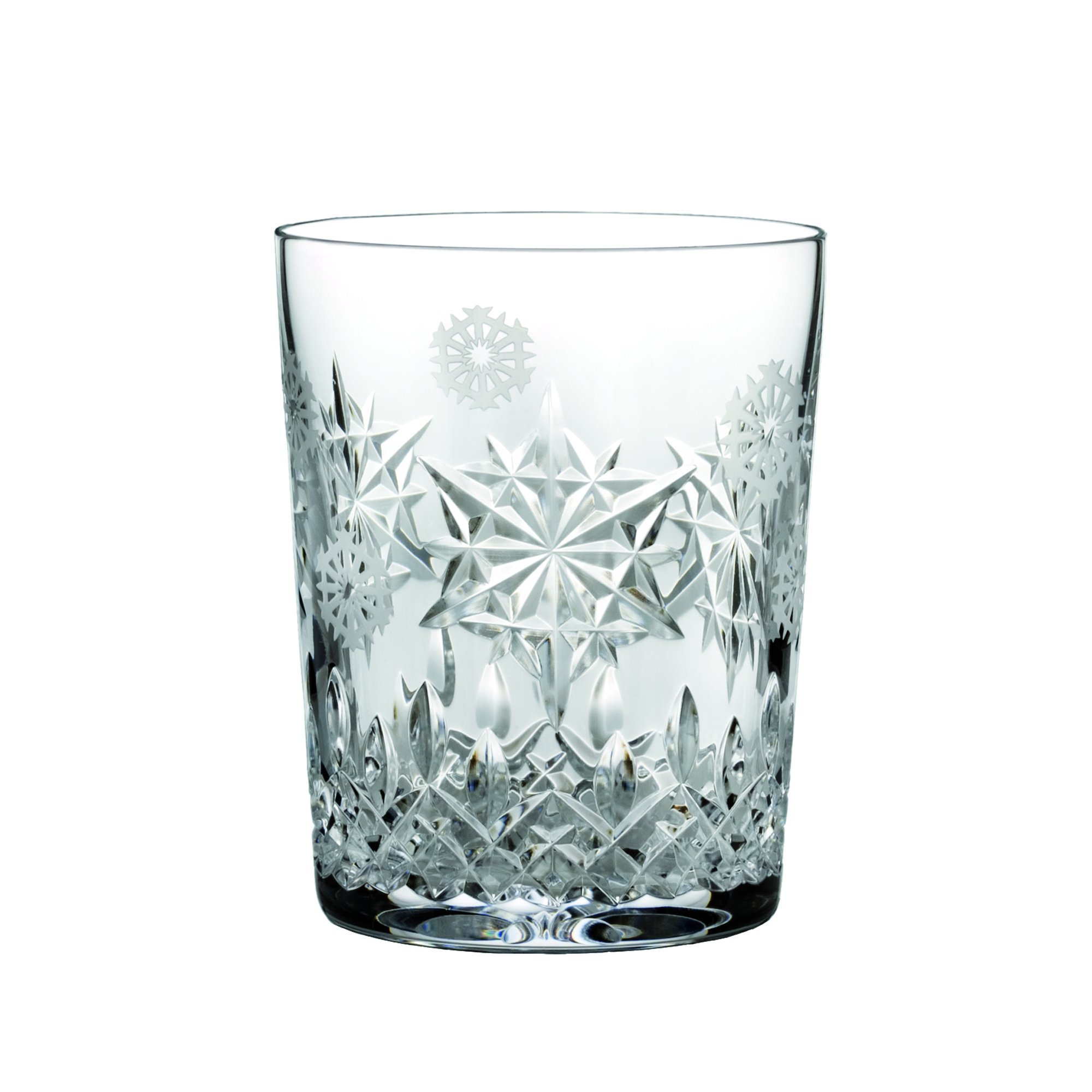Waterford Wishes for Joy Double Old Fashioned, Premiere Edition