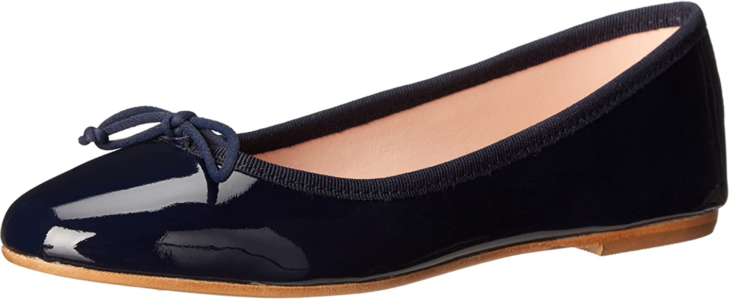 Summit by White Mountain Women's Kendall Navy Patent Leather Loafer