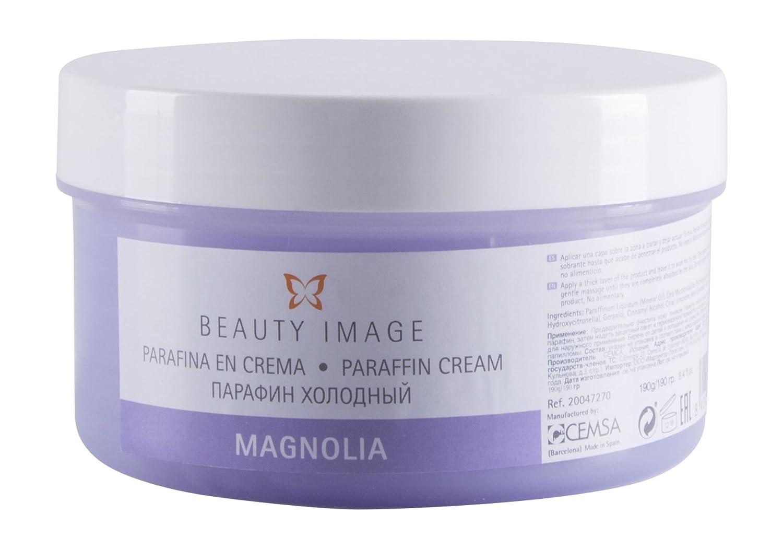 Bellezza immagine magnolia paraffina crema, 250ml CEMSA 100122
