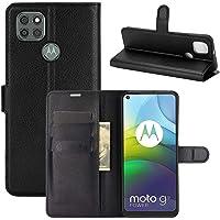 "Capa Capinha Carteira 360 Para Motorola Moto G9 Power com Tela de 6.78"" polegadas - Case Couro Flip Wallet Anti Impacto…"