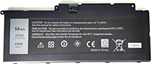 EndlessBattery New F7HVR Replacement Laptop Battery Compatible with Dell Inspiron 15 7537 / Insprion 17 7737 Series Part No.062VNH T2T3J Y1FGD G4YJM NP03XL(14.8V 58WH)
