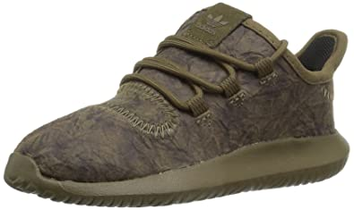 e4ad2bb81247 adidas Originals Boys  Tubular Shadow OXIDISED I Running Shoe Trace Olive