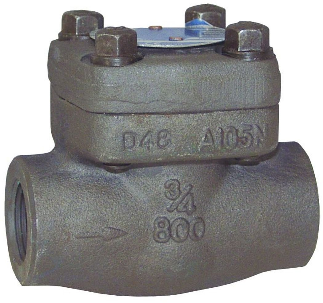 Dixon FSCV50 FNPT Forged Steel Check Valve 1//2 1//2