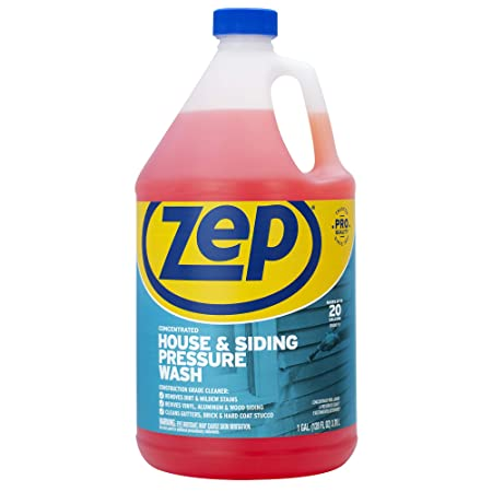 Zep House and Pressure Washing Cleaner