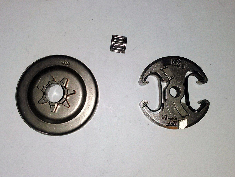 Husqvarna 340 345 350 351 353 445 450 Clutch Sprocket Bearing Kit .325 Replace 503873072 and 537110503