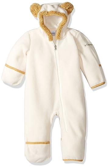 ae0290933 Columbia Kids Unisex Tiny Bear¿ II Bunting (Infant) Chalk Lion 12-18 ...
