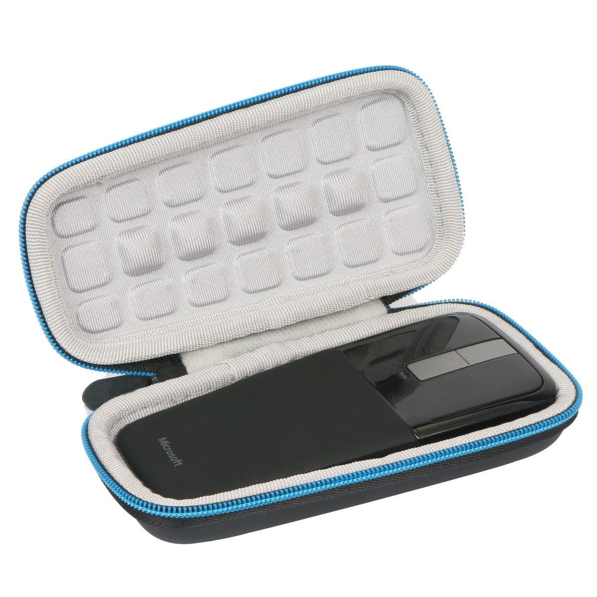 Markstore Sacoche é tui sac housse et é tui de protection pour Microsoft Arc Touch Mouse Souris Bluetooth Grise Pan-EU-024