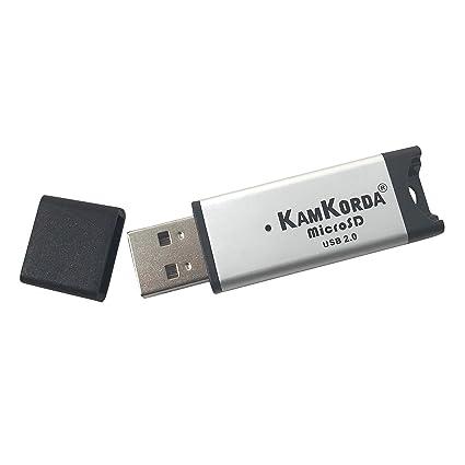 KamKorda - Lector de Tarjetas SD (USB 2.0, para Todas Las ...