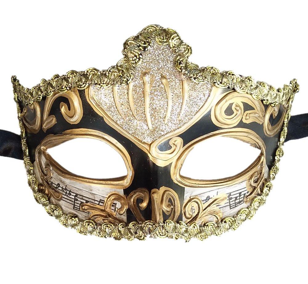 Maskerade Maske Römischen Griechischen Krone Musical Maskerade Ball ...