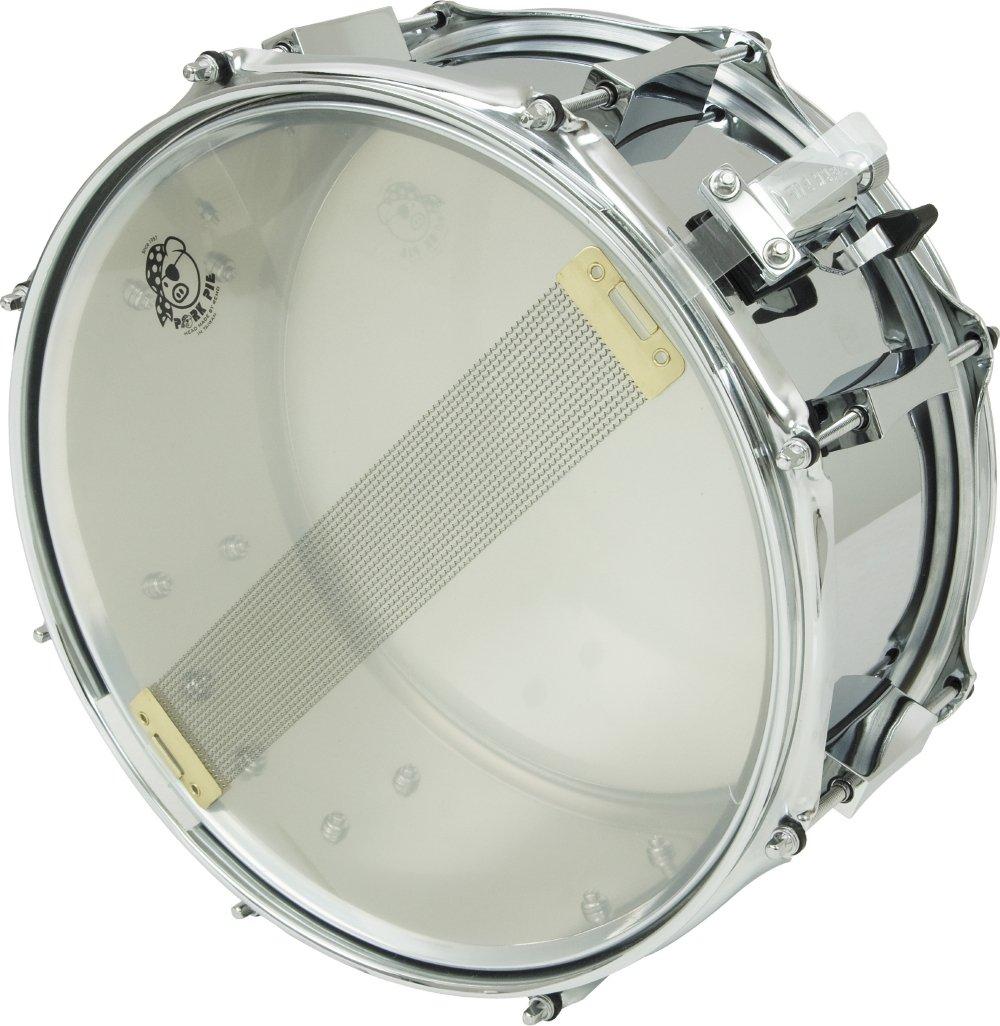 Pork Pie Little Squealer Steel Snare Drum 13 x 6 in. by Pork Pie (Image #3)