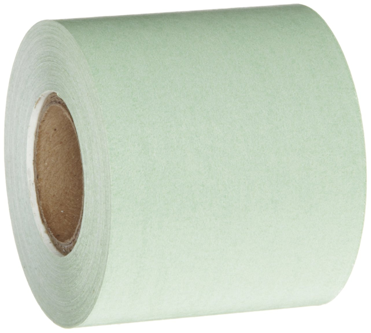 Roll of 500 500 Length x 2 Width 1 Core Inc For Color Coding and Marking 500 Length x 2 Width Roll Products 158-0006 Paper Adhesive Tape Lime 1 Core