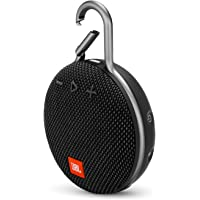 Deals on JBL Clip 3 Portable Waterproof Wireless Bluetooth Speaker