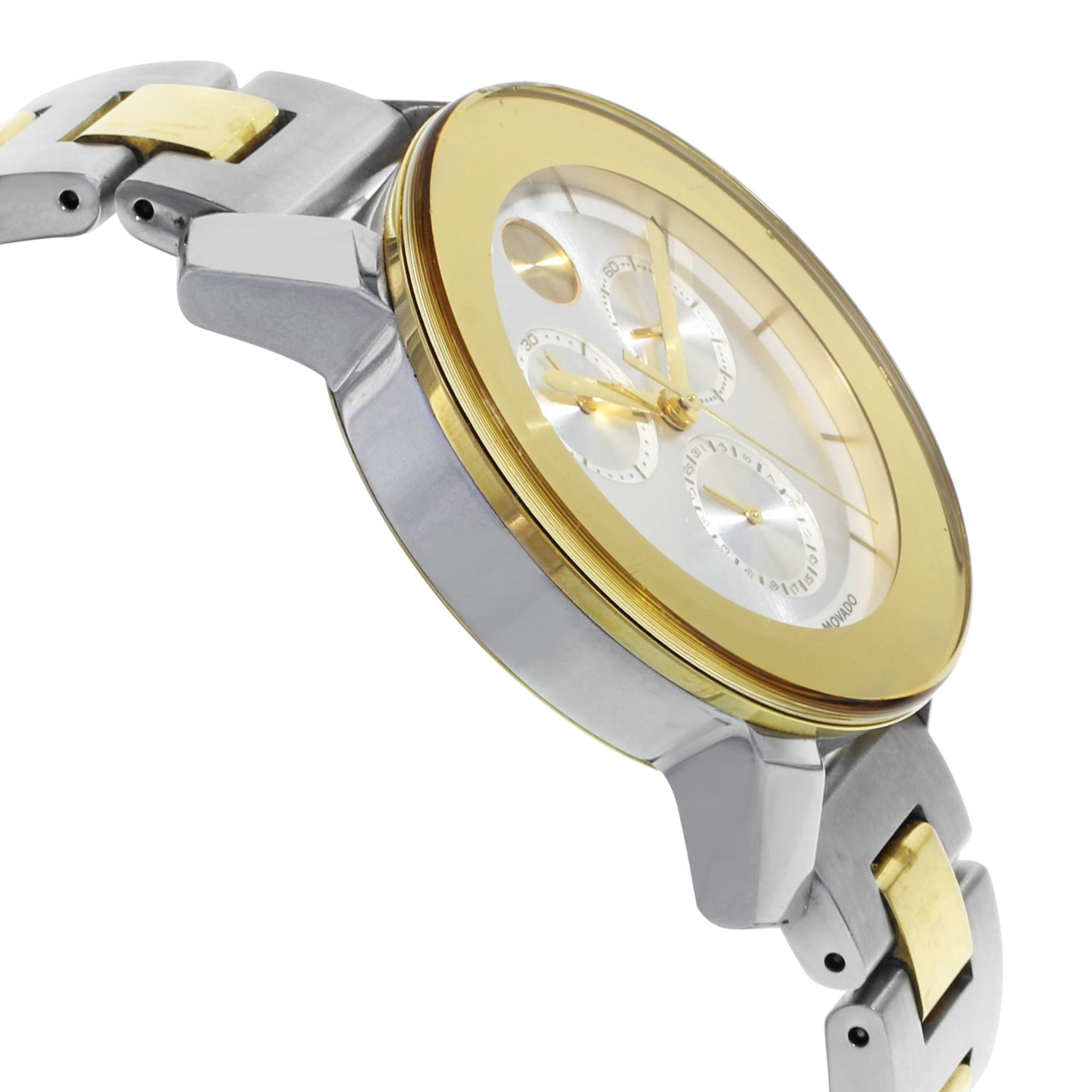 Movado Bold Quartz Male Watch 3600357 (Certified Pre-Owned) by Movado (Image #4)