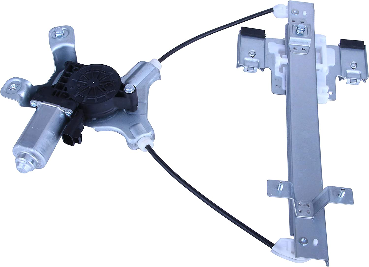 SHOWSEN 741-391 Rear Passenger Power Window Regulator W//Motor Fit 07-14 Cadillac Escalade Tahoe Yukon
