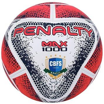 BOLA DE FUTSAL MAX 1000 TERMOTEC - PENALTY  Amazon.com.br  Esportes ... 1ad3231931c03