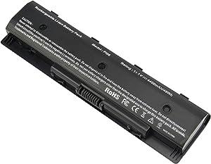 6 Cells Battery for HP 17-e100 17-e117dx 17-e121ca 17-e121nr 17-e122ca 17-e122nr 17-e123cl 17-e125nr 17-e128ca 17-e129nr 17-e130us 17-e131nr 17-e134nr 17-e135nr 17-e137cl 17-e132nr