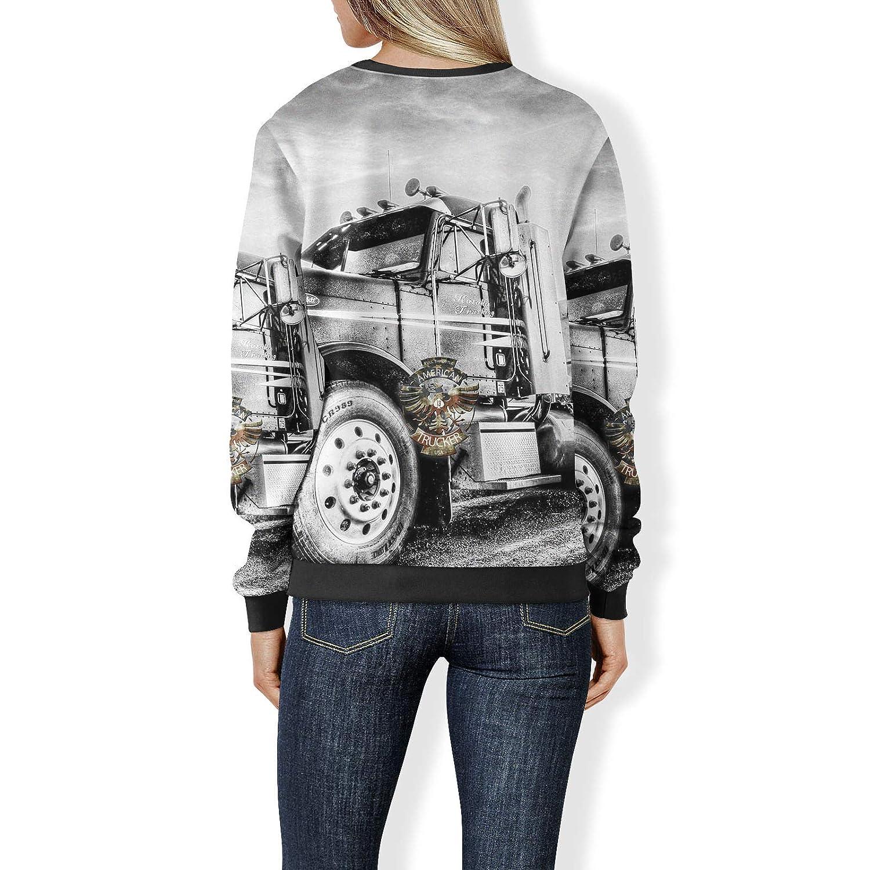 Queen of Cases American Trucker Sweatshirt
