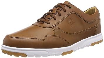 Footjoy Casual Zapatillas de Golf, Hombre, (Marrón 54514), 47 EU